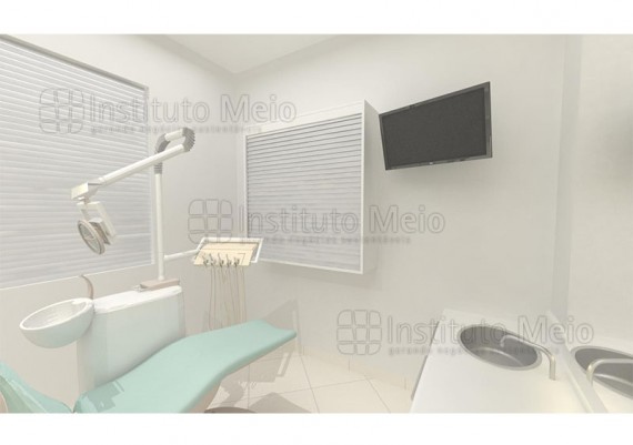 Sala de Atendimento - Depois (Proposta)