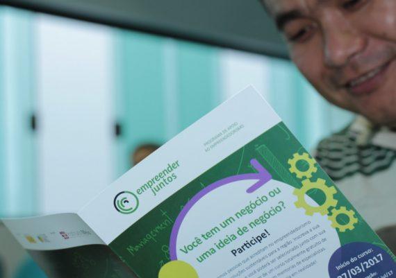 Programa de Apoio ao Empreendedorismo em quatro cidades do estado de São Paulo.