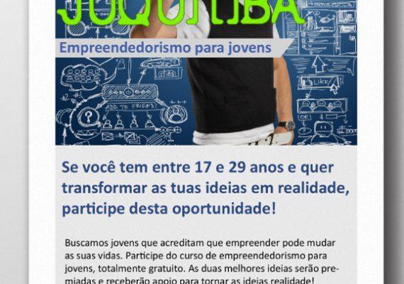 Empreende Juquitiba - Flyer